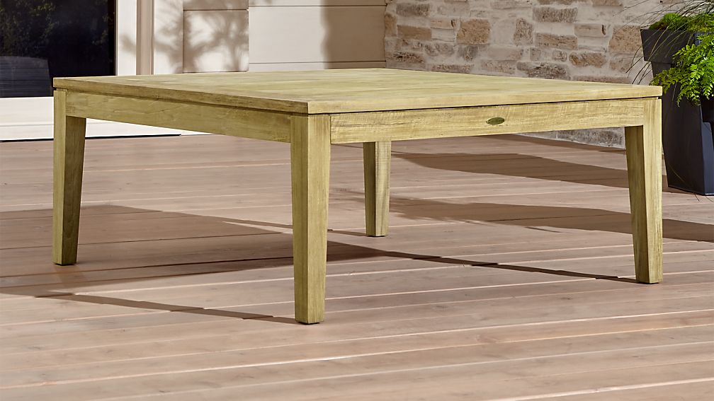 Regatta Natural Coffee Table - Image 1 of 7