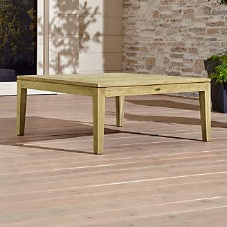 Regatta Natural Coffee Table
