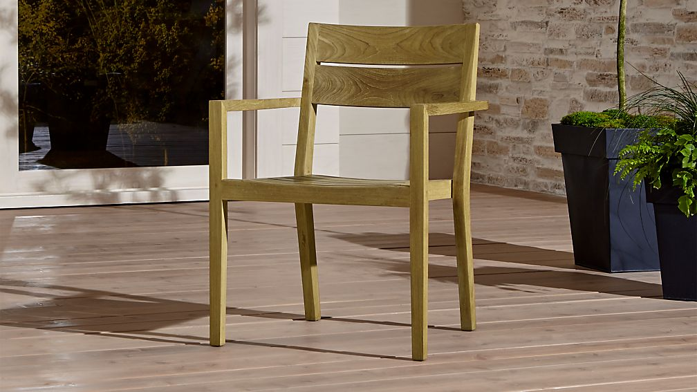 Regatta Natural Dining Chair - Image 1 of 5