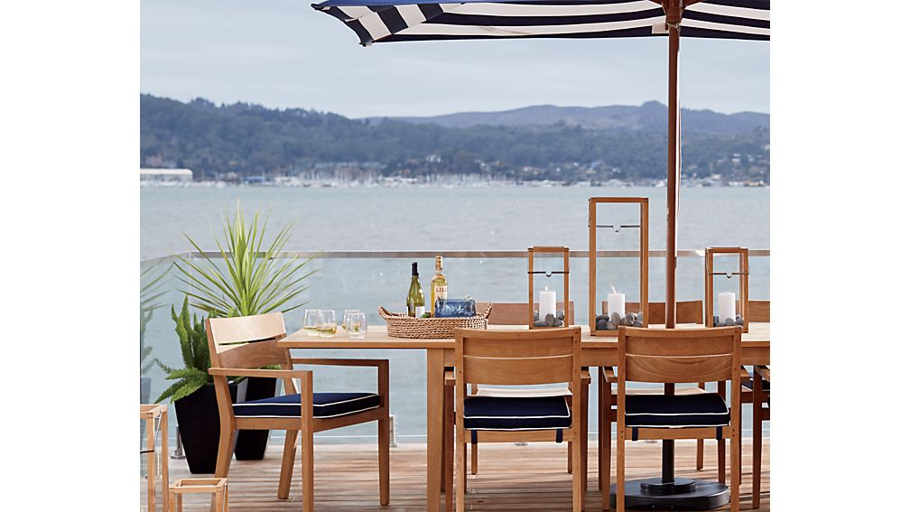Regatta Extension Dining Table