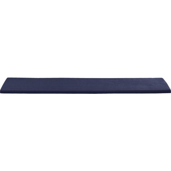 Regatta Sunbrella ® Indigo Dining Bench Cushion