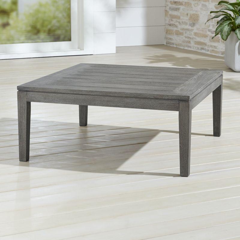 Regatta Grey Wash Coffee Table