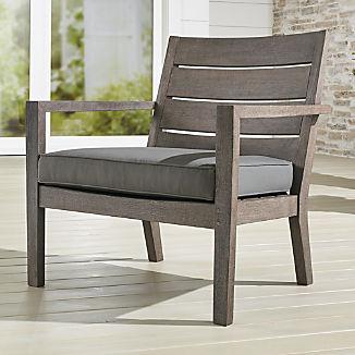 Outdoor Teak Furniture Crate And Barrel