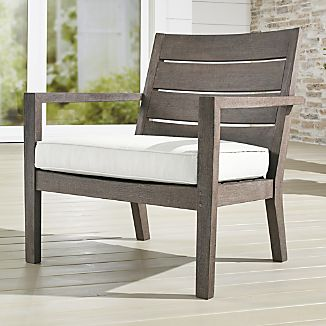 Outdoor Chairs Crate And Barrel