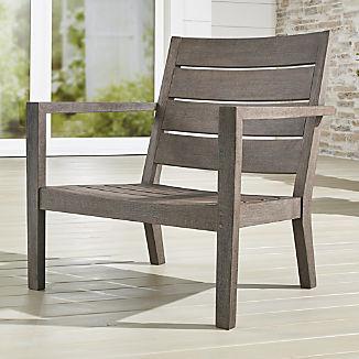 Regatta Grey Wash Lounge Chair