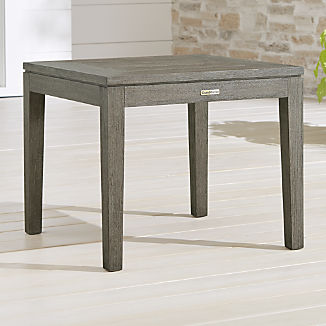 Regatta Grey Wash Stacking Side Table