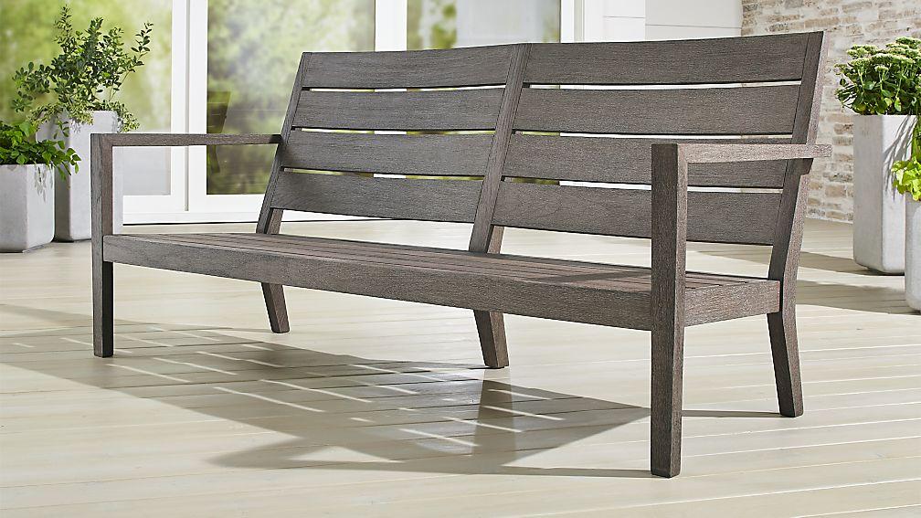 Regatta Grey Wash Sofa - Image 1 of 7