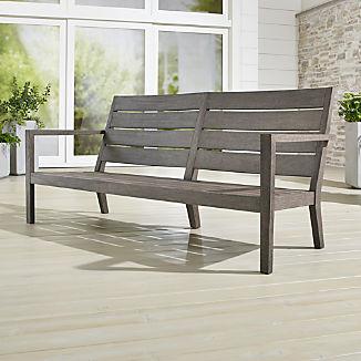 Regatta Grey Wash Sofa