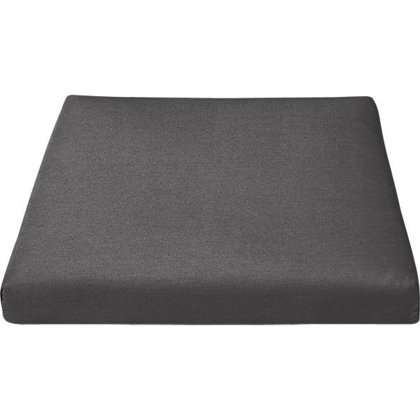Regatta Sunbrella ® Charcoal Lounge Chair Cushion