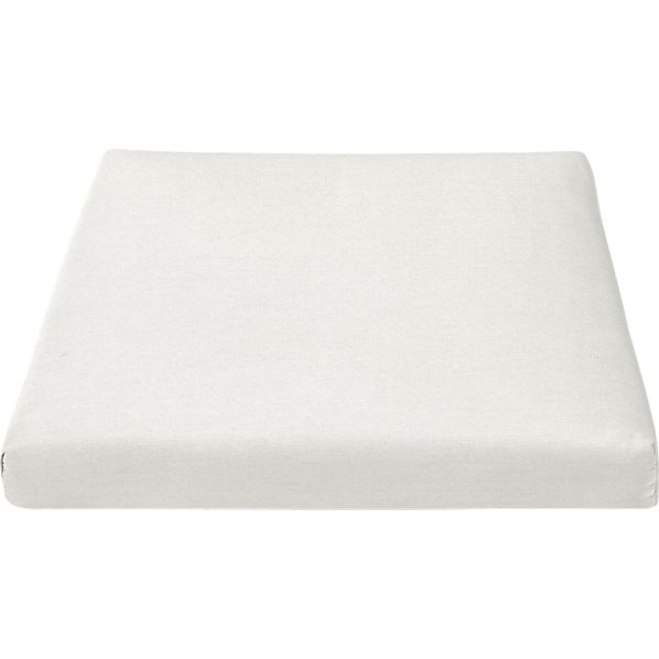 Regatta Sunbrella ® White Sand Lounge Chair Cushion