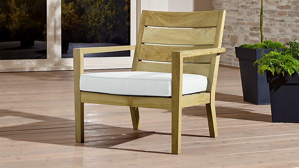 regatta white outdoor chair cushion reviews crate and barrel