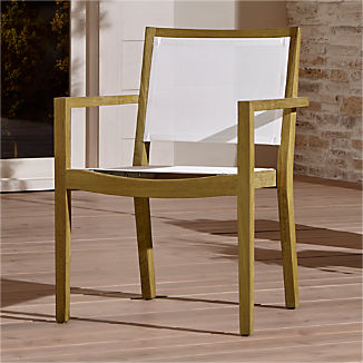 Regatta Natural Mesh Dining Chair