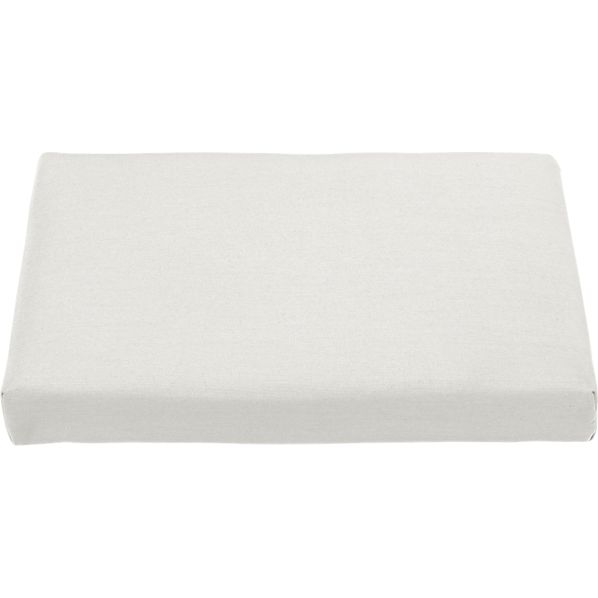 Regatta Sunbrella ® White Sand Ottoman Cushion