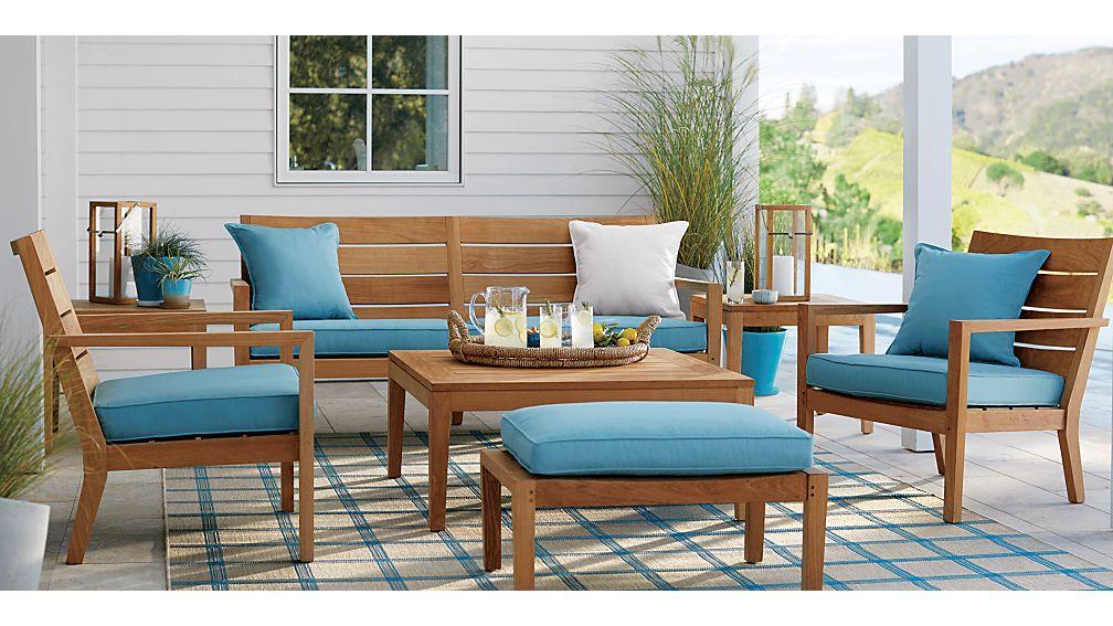 Regatta Lounge Chair with Sunbrella ® Cushion
