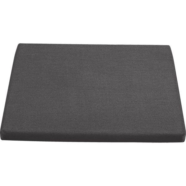 Regatta Sunbrella ® Charcoal Rocking Chair Cushion