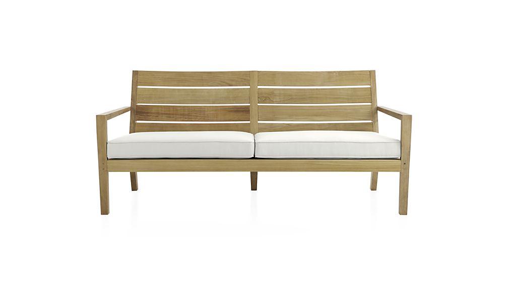 Sunbrella sofa cushions hampton bay broadview sunbrella for Sandhill outdoor sectional sofa set replacement cushions