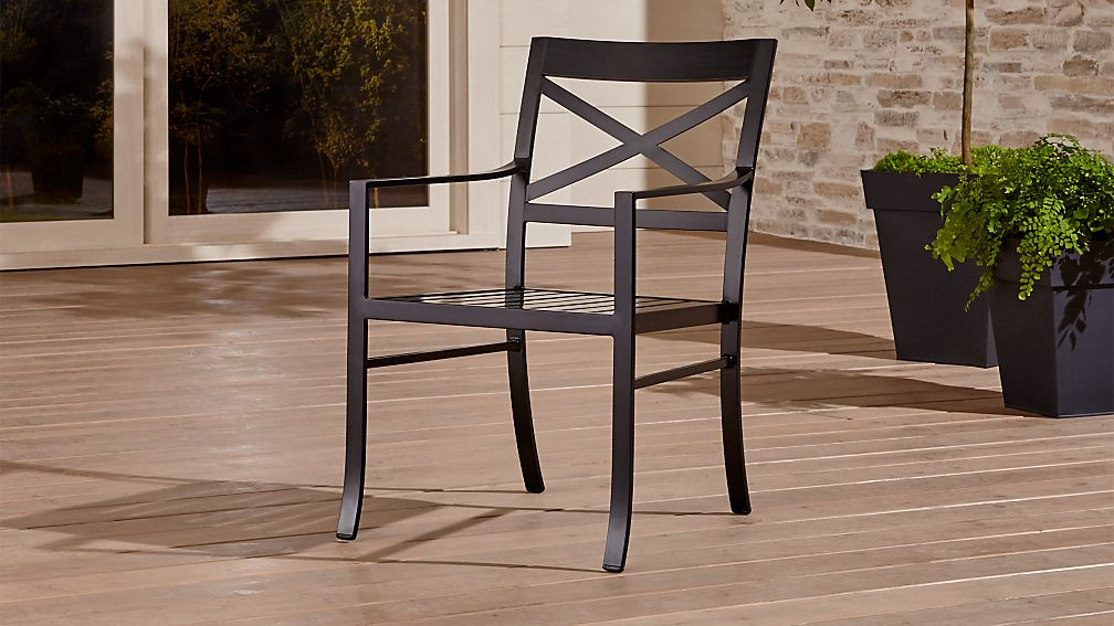 Regent dining chair reviews crate and barrel