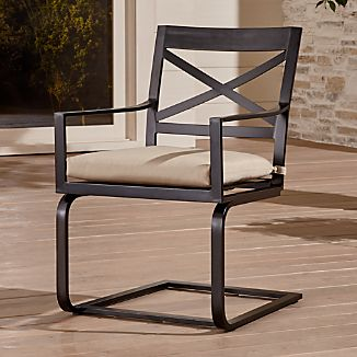 Regent Spring Chair with Sunbrella ® Cushion
