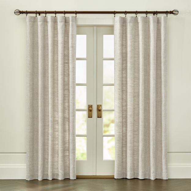 Choose A Style Solid Curtains