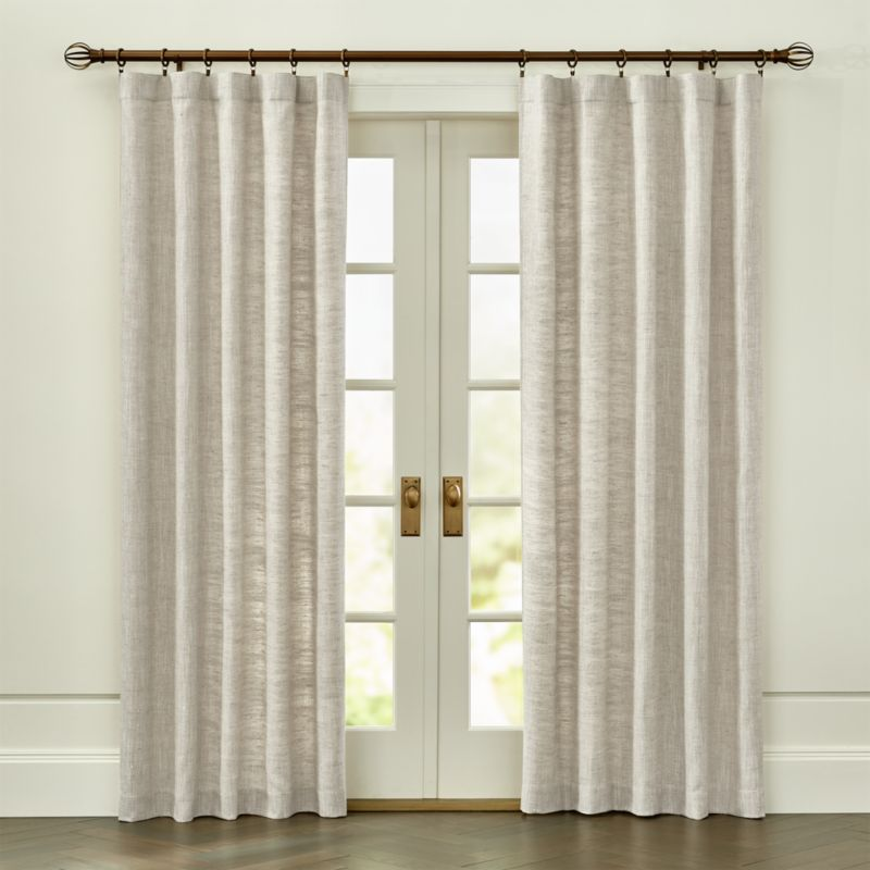 Choose A Style. Solid Curtains