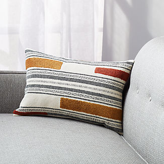 Throw Pillows Decorative And Accent Crate And Barrel