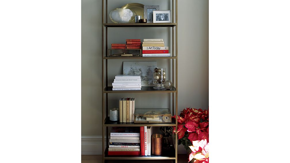 Remi Large Bookcase