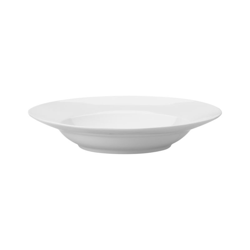 The perfect bright white canvas for your culinary creations, ultra-fine porcelain bowl lends restaurant-style panache to food presentations.<br /><br /><NEWTAG/><ul><li>Ultra-fine porcelain</li><li>Super white durable glaze</li><li>Dishwasher-, microwave-, freezer-safe and oven-safe to 392 degrees</li></ul>