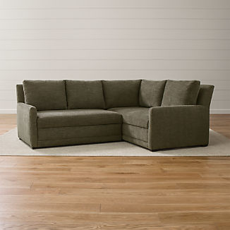 Sectional Sleepers | Crate and Barrel