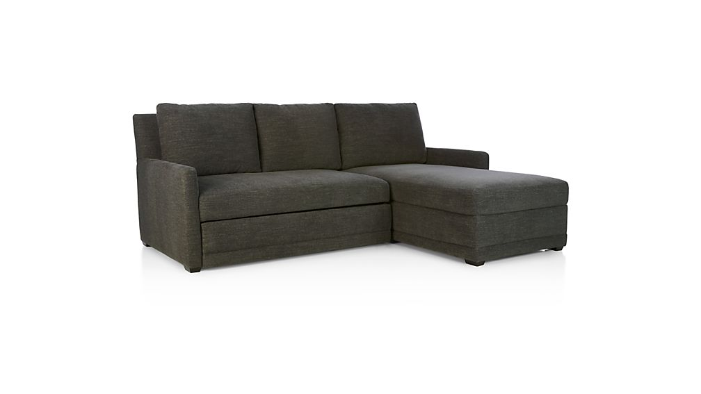 Reston Trundle Sectional In Reston Sectional Sets