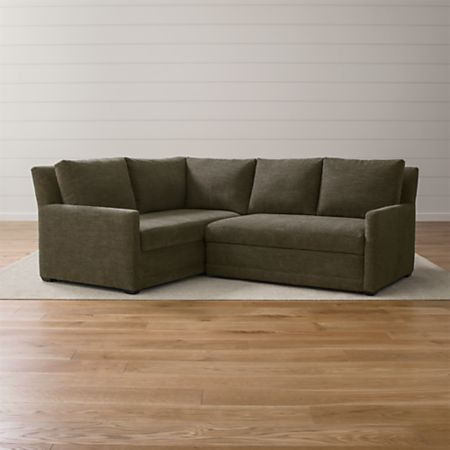 Reston Sleeper Sofa with Trundle | Crate and Barrel