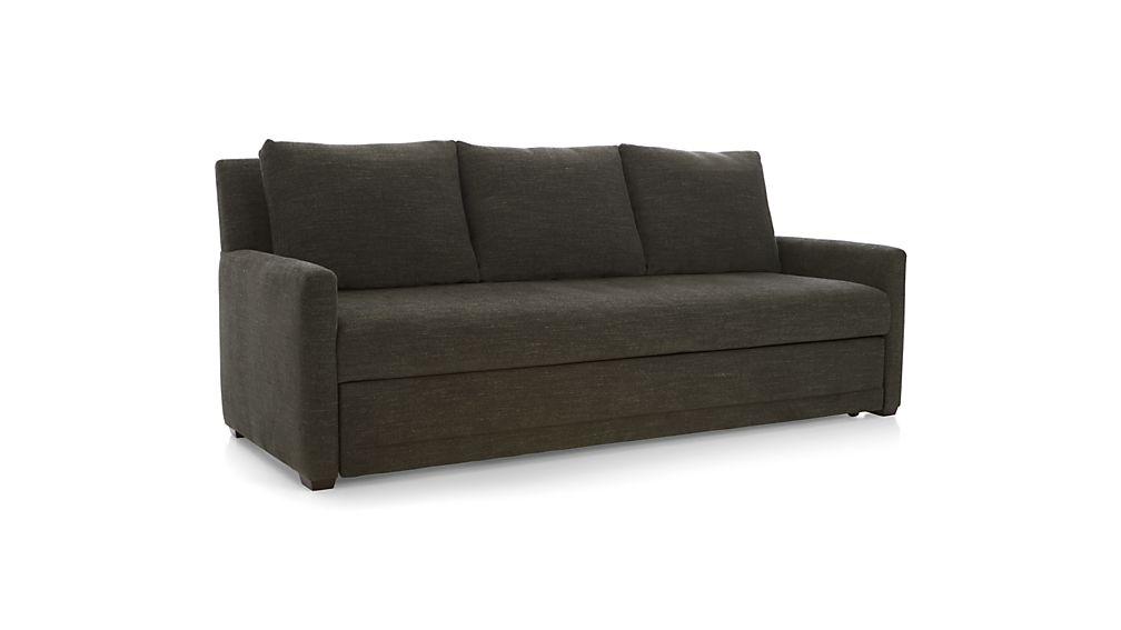 Reston Full Sleeper Sofa Crate and Barrel