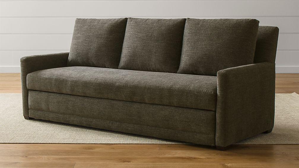 Reston Full Trundle Sleeper Sofa - Image 1 of 6