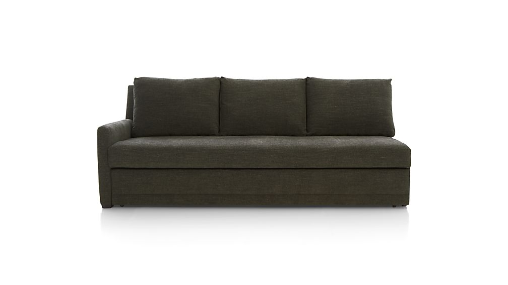 Reston Left Arm Queen Sleeper Sofa