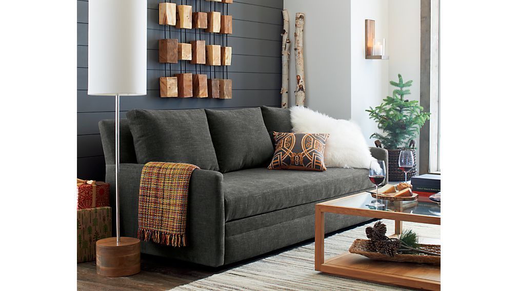 Reston Queen Trundle Sofa