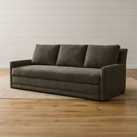 low priced bb682 1221b Reston Queen Trundle Sleeper Sofa