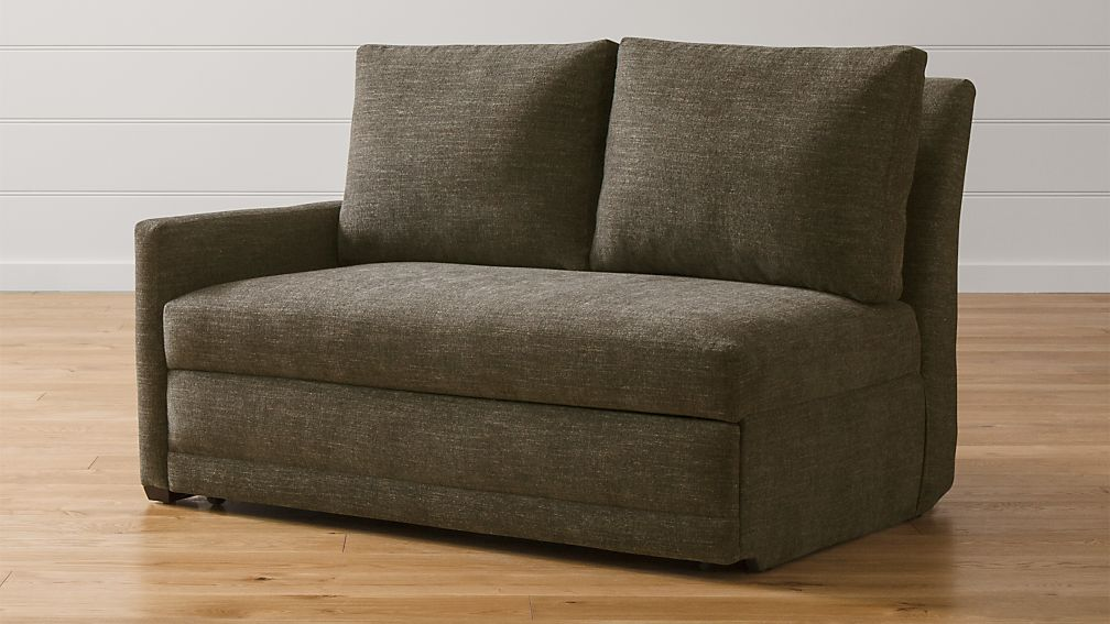 Reston Left Arm Loveseat Sleeper Sofa
