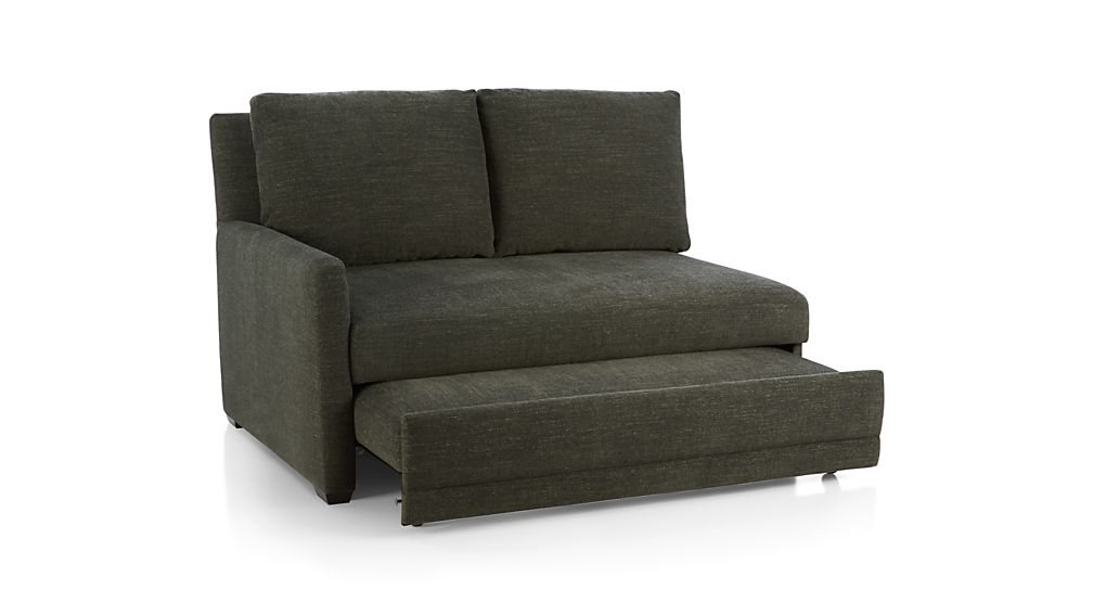 Reston Left Arm Loveseat Sleeper Sofa