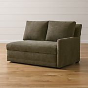 Phenomenal Sleeper Loveseats Crate And Barrel Gmtry Best Dining Table And Chair Ideas Images Gmtryco