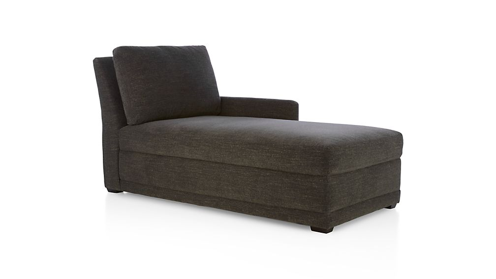 Reston Right Arm Storage Chaise