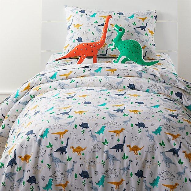 Dinosaur Duvet Cover