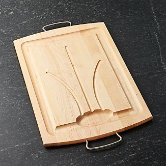 Reversible Carving Board II