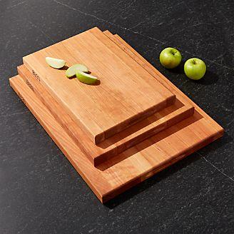 John Boos Reversible Cherry Cutting Boards