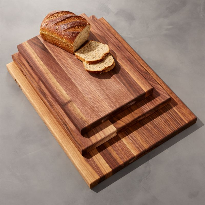 John Boos Reversible Walnut Cutting Board Crate And Barrel