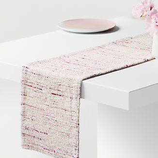 "Revival 90"" Multi Color Table Runner"