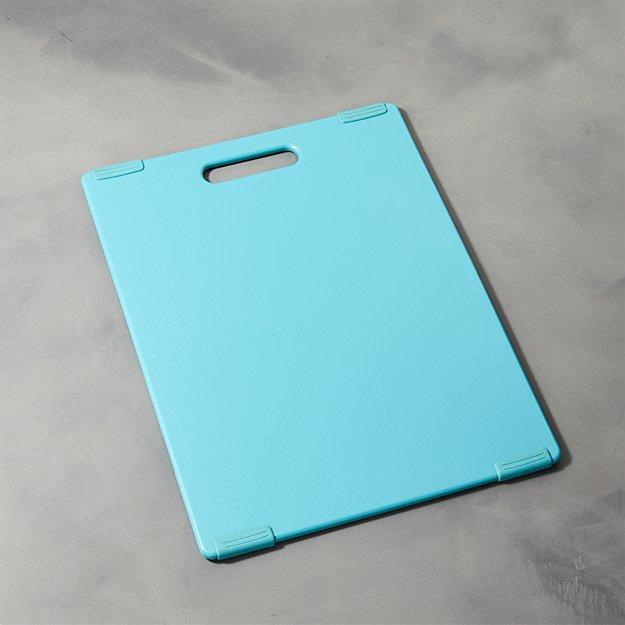 Jelli ® Aqua Nonslip Reversible Cutting Board