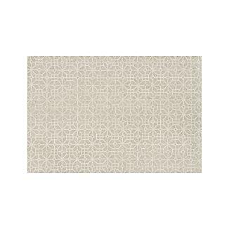 Rhea Dove Wool-Blend 6'x9' Rug