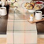 Rhoda Embroidered 90  Table Runner