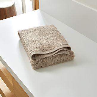 Ribbed Sand Bath Towel