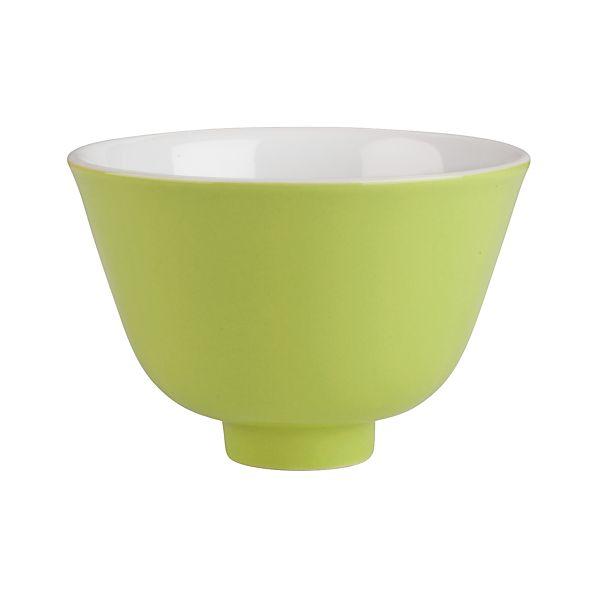 "Green 4.5"" Rice Bowl"