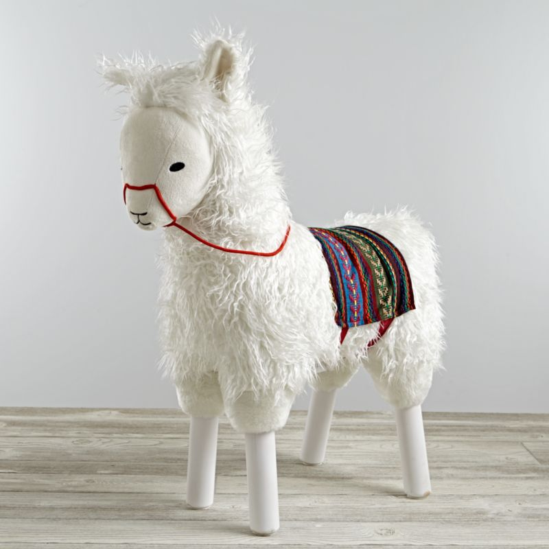 Ride On Llama Reviews Crate And Barrel